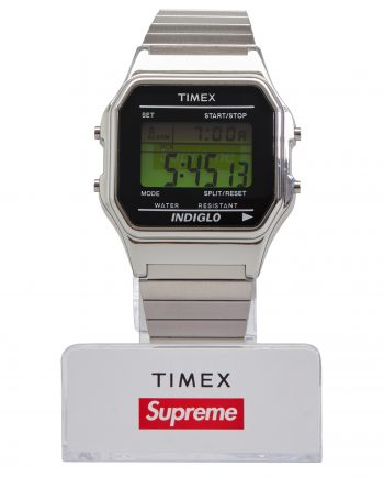 Reloj Supreme / Timex - black Room