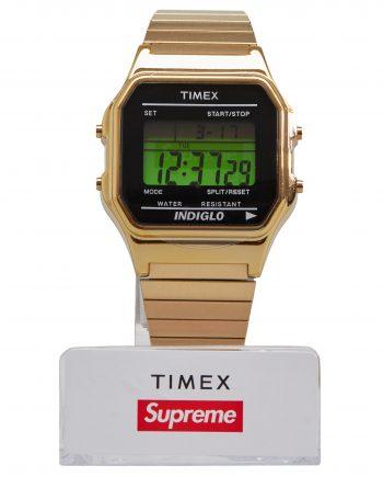 Reloj Supreme / Timex - Black Room Streetwear México