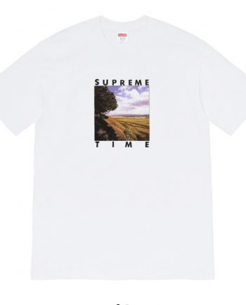 Playera Supreme Time